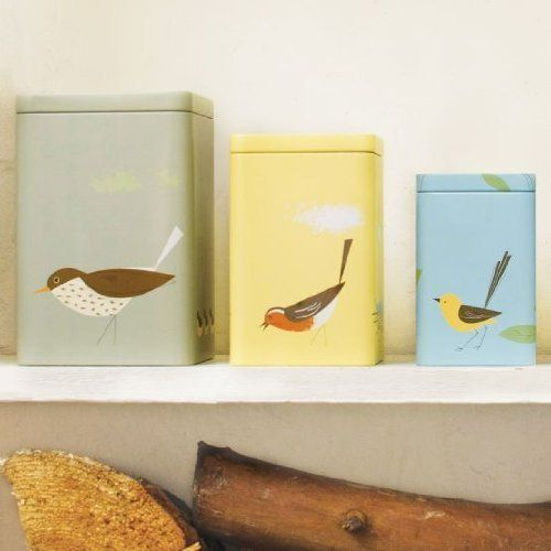 Birdy set of 3 nesting storage tins Magpie http://www.amazon.co.uk/dp/B00AHZOLV2/ref=cm_sw_r_pi_dp_hzpJtb1DMPVC3CT5