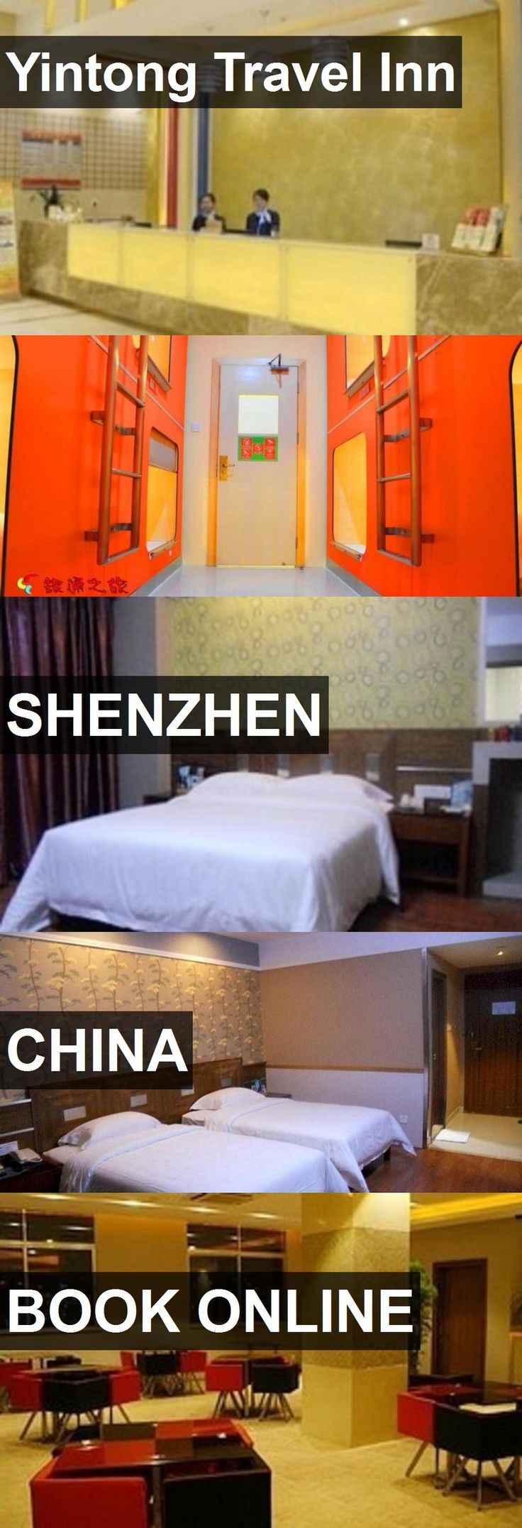 Hotel Yintong Travel Inn in Shenzhen, China. For more information, photos, reviews and best prices please follow the link. #China #Shenzhen #YintongTravelInn #hotel #travel #vacation