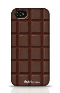 Dark Choco Apple iPhone 4 Phone Case