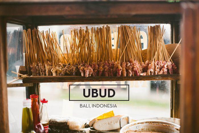 Ubud's Street Food