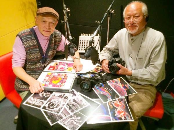 谷正の『美・日本写真』(2014/12/16更新) 第22回 写真家 石田研二さん②◇今夜の『美・日本写真』は、先週に引き続き写真家の石田研二さんをお迎えします。後半の今回は、石田さんが最初に手に入れたカメラとの思い出からフィルムからデジタル変わった時の苦労話をお聞きしました。また本日ギャラリーに飾る5枚の写真は、『シャボン玉』をテーマにシャボン玉の色の魅力やデザイン構成、撮影の難しさついて熱く語って頂きました。どうぞ、お楽しみ!