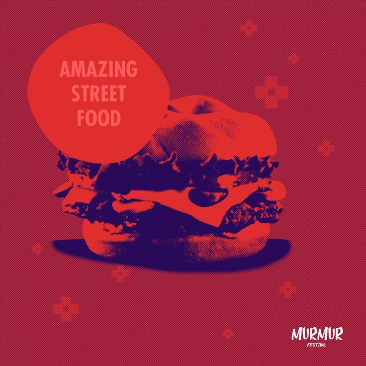 Amazing Street Food - Murmur Festival / Burgers