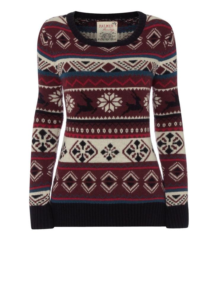 Christmas knitwear christmas jumper matalan falmer christmas fastion