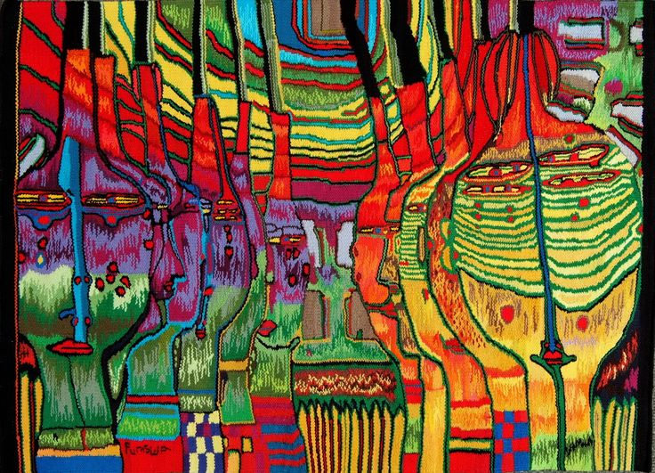Homage to Hundertwasser