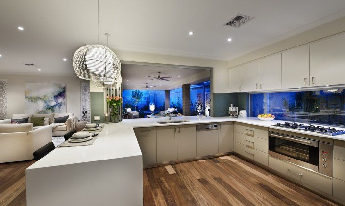 Would loove a kitchen like this