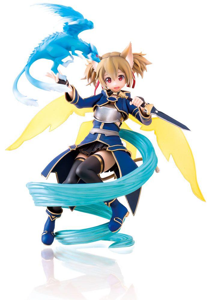 Sword Art Online II statuette 1/8 Silica ALO Ver. Funny Knights