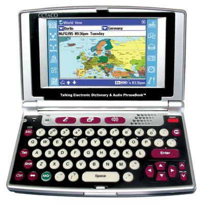 ECTACO Partner EY800 - English Yiddish Talking Electronic Dictionary and Audio PhraseBook