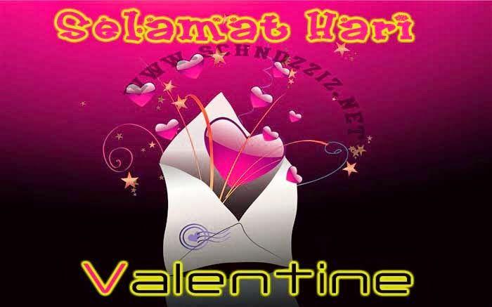 happy valentine animasi