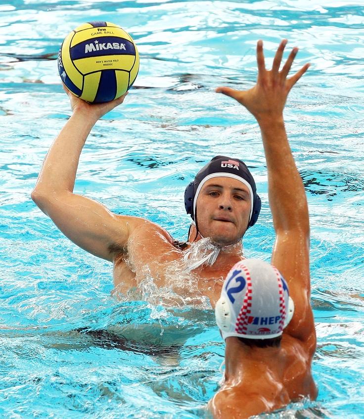 2012 Olympics: The Team USA Athletes to Watch: Tony Azevedo: Water Polo