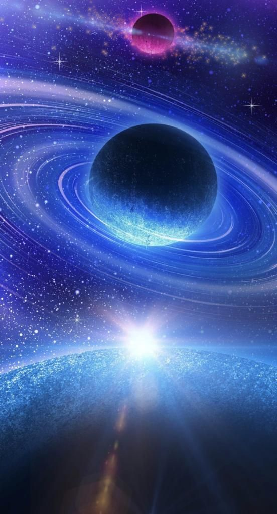 3d Planet Wallpaper Iphone X 4k Wallpapers Spacedownload Free Awesome