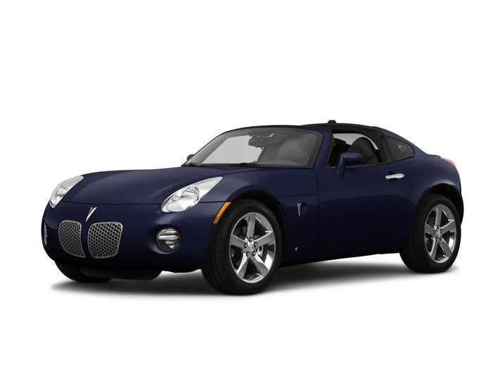 2009 Pontiac Solstice Information
