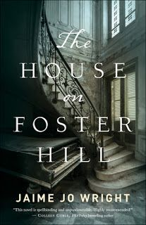 Author Interview with Jaime Jo Wright, author of The House on Foster Hill.   The House on Foster Hill is another book on my to-read list. Have you read it? What did you think?  #ChristianFiction #AuthorInterview #HouseonFosterHill