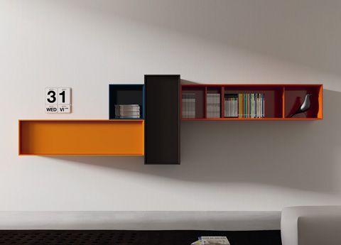 Next Wall Unit   Juicy Colours: From Sweet Orange To Bordeaux, Brazil  Coffee To