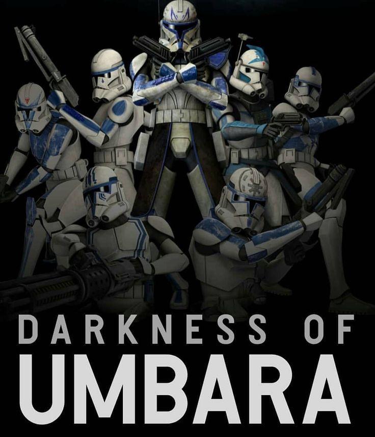Commander Fives On Instagram Darkness Of Umbara Legions Clonewars Starwar Star Wars Background Star Wars Artwork Star Wars Art