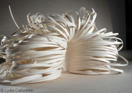 Lydia Canizares - Paper curve 70