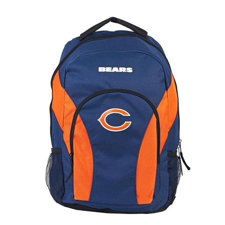 Chicago Bears NFL Draft Day Backpack