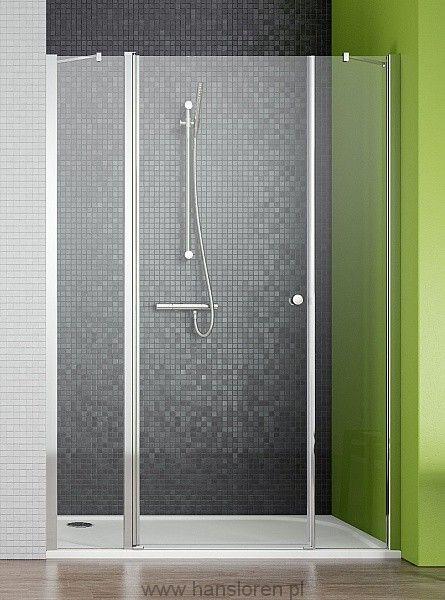 EOS II DWS Radaway drzwi wnękowe wahadłowe 1390-1410x1950 lewe - 3799456-01L  http://www.hansloren.pl/pl/c/Eos-II/2440
