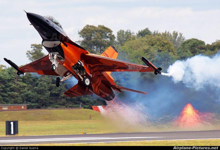 Netherlands - Air Force J-015 aircraft at Fairford photo