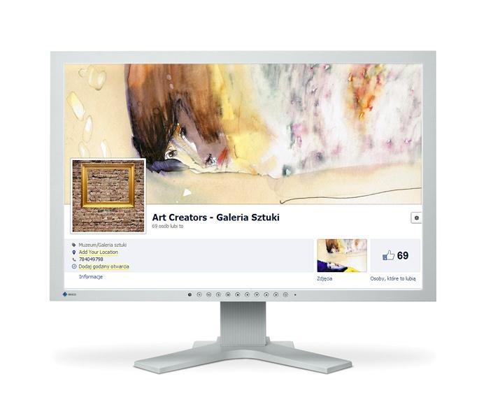 Art Creators fanpage  www.sensitif.eu