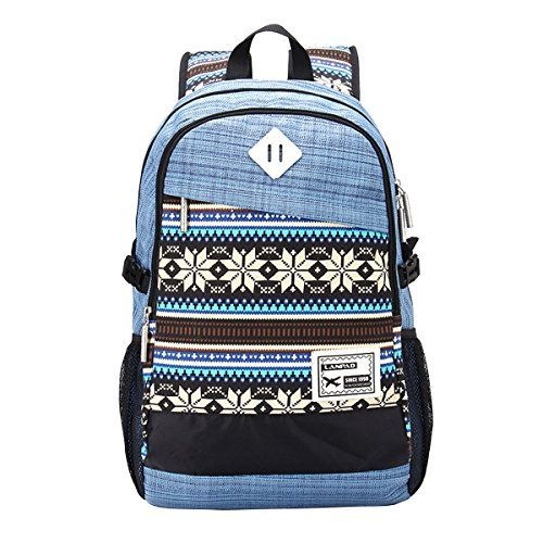 Btmall Backpacks For Boys And Girls Fashion Tribal Print School Bag (Light Blue) Btmall Backpacks http://www.amazon.com/dp/B00LZX1X70/ref=cm_sw_r_pi_dp_kSqexb1EHN0WE