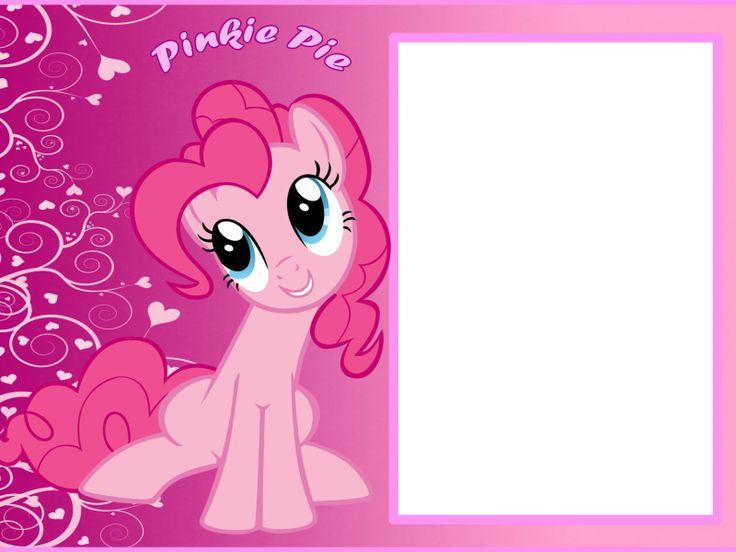 Marco Foto Mi Little Pony 5