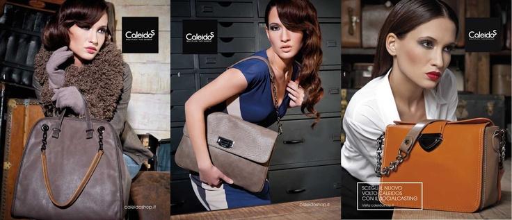 Quale vi piace di più? Parliamo sia dell'immagine, sia della borsa :)