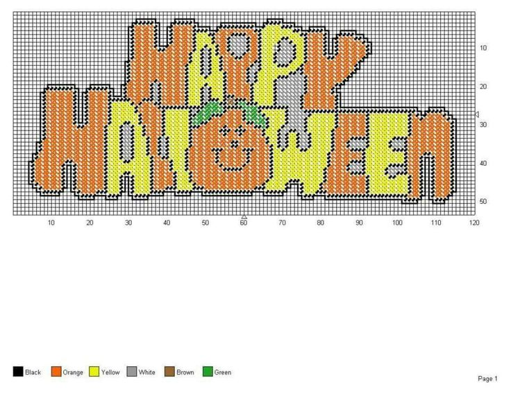 460 best Plastic canvas images on Pinterest Plastic canvas - patterns for halloween decorations