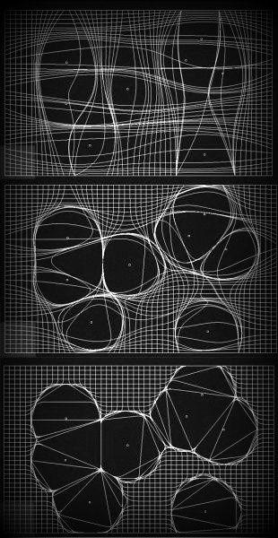 Grid Spreading - Grasshopper Definition http://www.grasshopper3d.com/photo/grid-spreading?context=latest