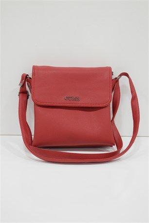 Çapraz Kullanım Çanta - Kırmızı - Elmas çanta modelleri, sırt çantası, yılan derisi, tutmalı çanta, çanta markaala.com.tr #moda #fashion #diy #tesettür #çanta