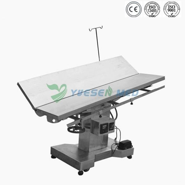 Animal clinic use veterinary surgical table