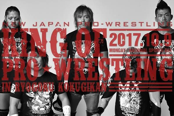The biggest show on the New Japan calendar until Wrestle Kingdom takes place on Monday morning. This is a NJPW King of Pro Wrestling 2017 Preview.