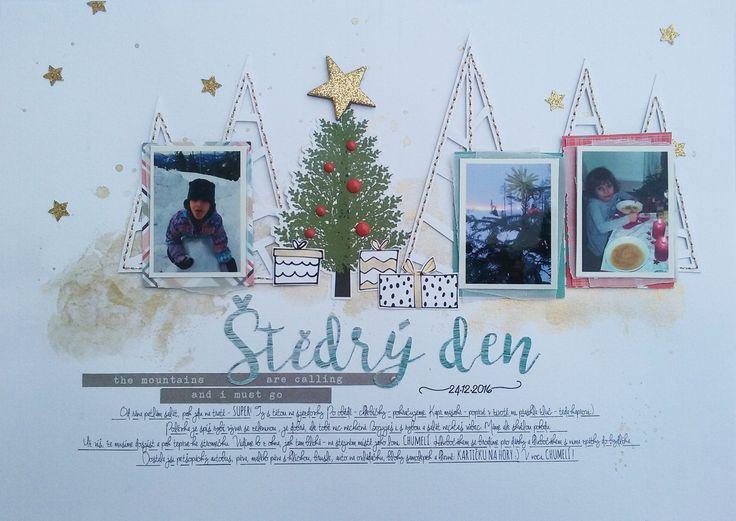 Simple Stories - Winter Wonderland
