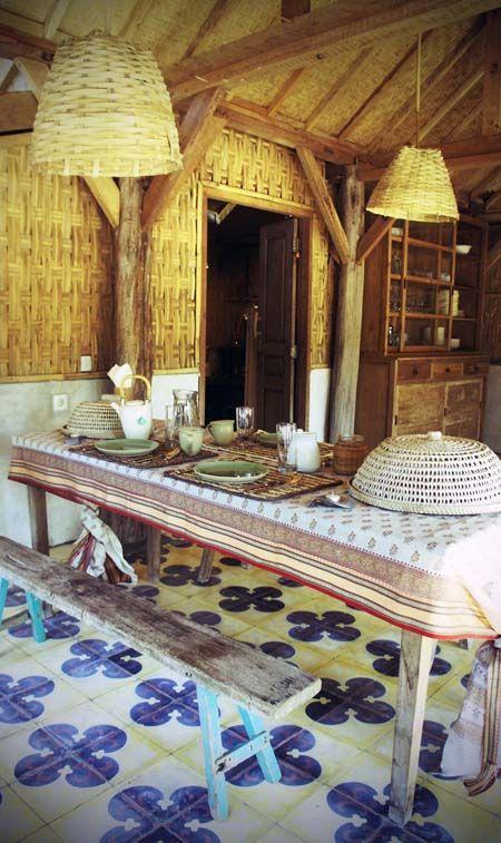 Villa Crusoe at Gili Meno - Bali