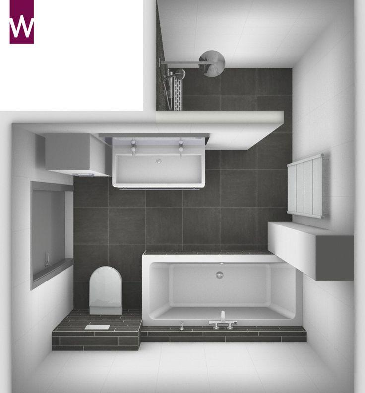 Eigentijds badkamerontwerp 3d badkamer ontwerpen pinterest - Badkamer meubilair ontwerp eigentijds ...