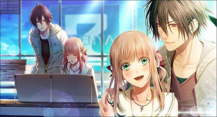 Shin <3 <3 <3  Anime: Amnesia