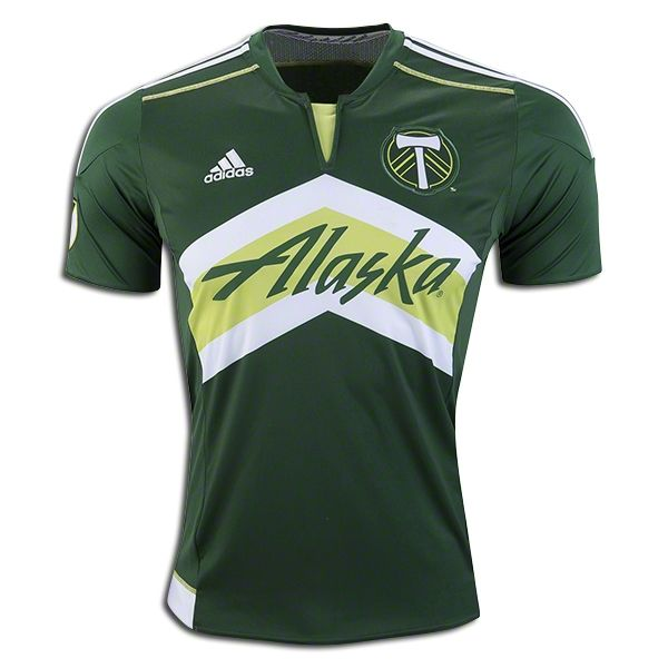 Polos Portland Timbers Adidas Climalite Casual homme AsGDhkUXie