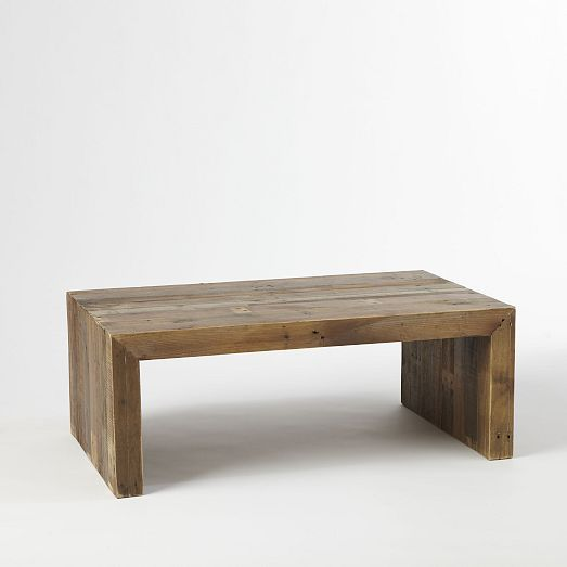 Emmerson Coffee Table West Elm 499