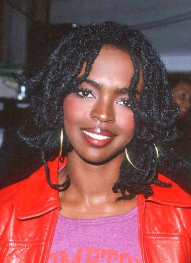 Lauryn Hill  When Lauryn Hill parted ways with The Fugees and stepped into superstardom after the release of The Miseducation of Lauryn Hill, the talented singer's chunky locs became one of the most memorable natural hairstyles in the history of Black music.