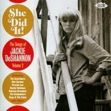 She Did It!: The Songs of Jackie DeShannon, Vol. 2 [CD]