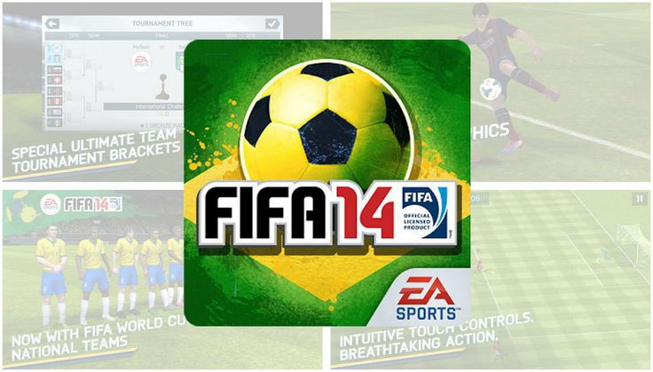 EA Sports FIFA 14 1.3.6 APK – Download HD Football Android Game