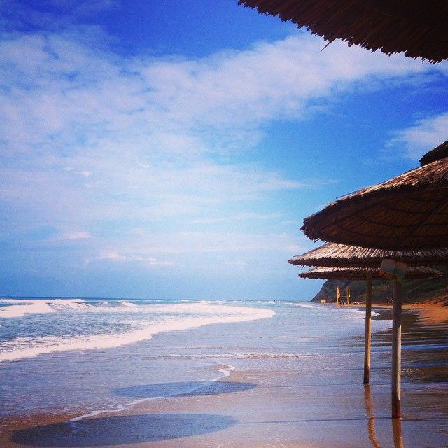 Seems like paradise.... Agios Stefanos, Corfu Photo credits: @marg0tb