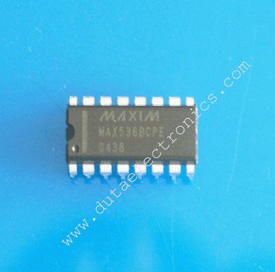 IC MAX536BCPE