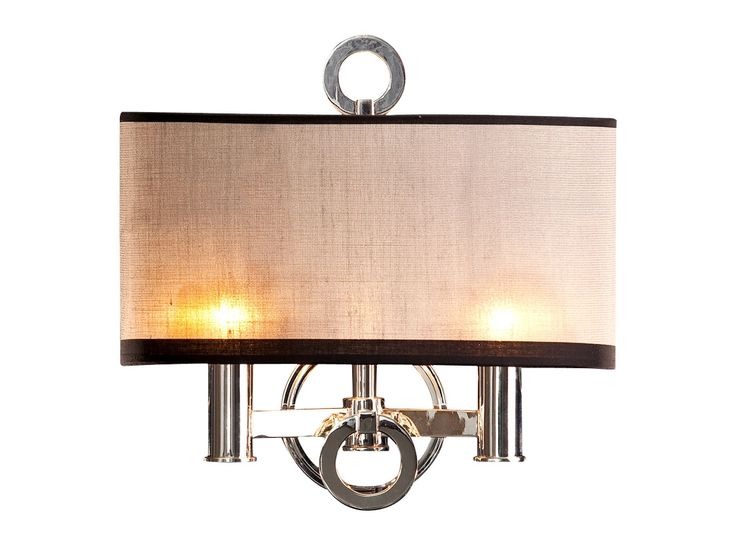 Awesome Bronx Double Wall Sconce   Dutch Silver Nice Ideas