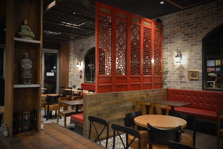 Mama's Wok restaurant by Archizone, Sydney   Australia restaurant