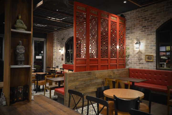 Mama's Wok restaurant by Archizone, Sydney – Australia Photographer by David Wang