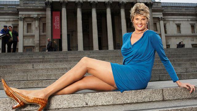 Najdłuższe nogi świata należą do Svetlany Pankratovej i mierzą 132 cm!