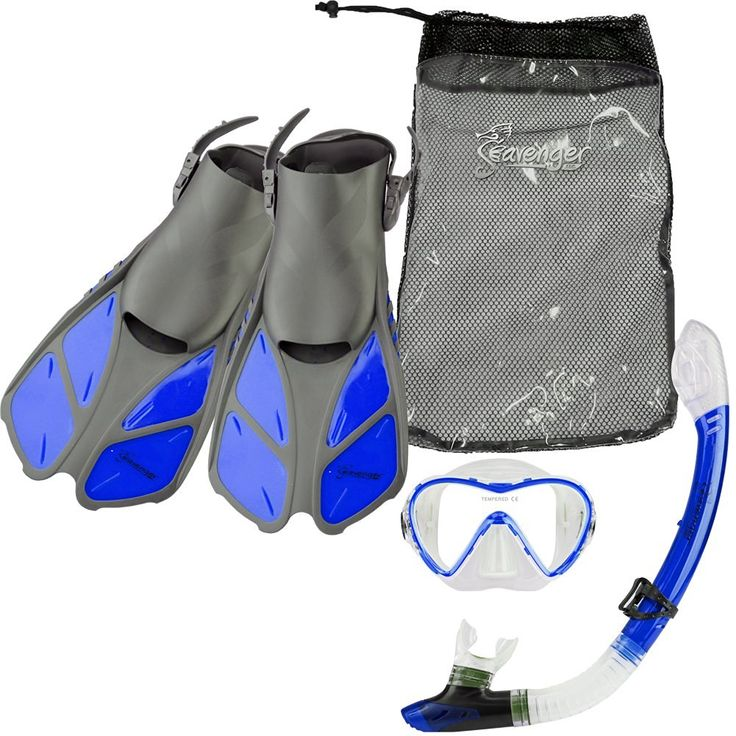 Snorkel Set gift for her .gift for lady
