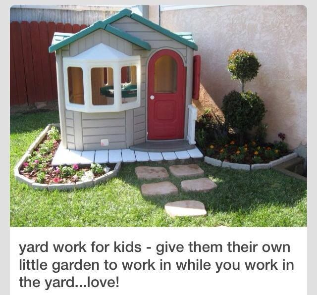 outdoor gardening for kids
