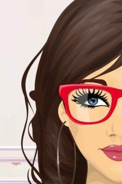 ♥ anteojos modernos!