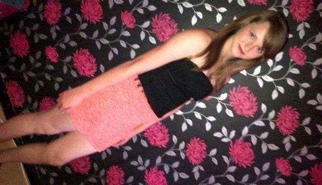 Pesan Kematian Mengharukan Gadis 13 Tahun